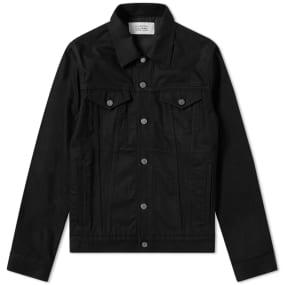 Givenchy Logo Tape Denim Jacket