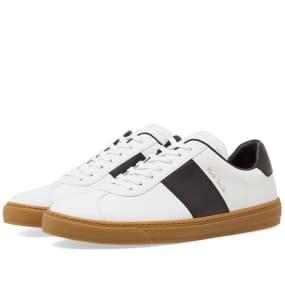 Paul Smith Levon Gum Sole Military Sneaker