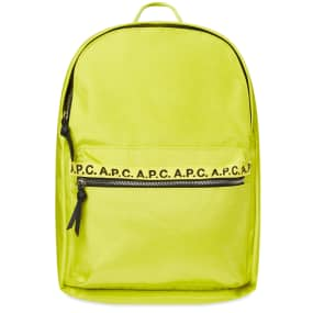 A.P.C. Marc Backpack by End.