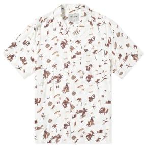 Carhartt Short Sleeve Club Pacific Shirt