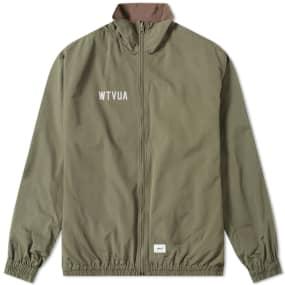 WTAPS Sleep Over Taffeta Jacket