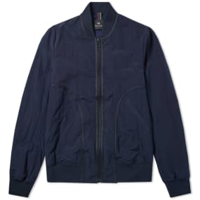 Paul Smith Micro Ripstop Bomber Jacket by Paul Smith
