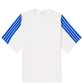 Dima Leu Sleeve Stripe Tee by Dima Leu