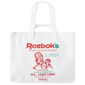 Reebok Pizza Tote Bag