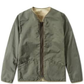 Visvim Iris Liner Jacket (Olive) | END.