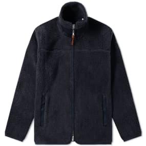 Albam Combat Polar Fleece Jacket by End.
