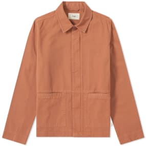 Folk Burner Chore Jacket by End.