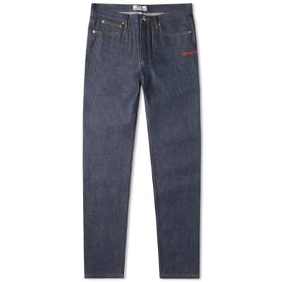 A.P.C. x Kid Cudi Petit Standard Jean