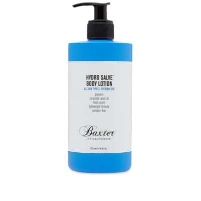 Baxter of California Hydro Salve Body Lotion