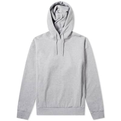 Martine Rose Embroidered Logo Popover Hoody