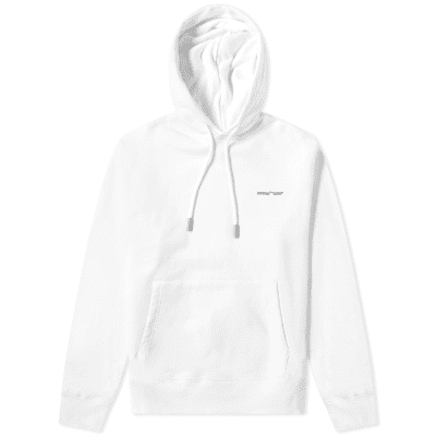 "Off-White ""Logo"" Slim Hoody"