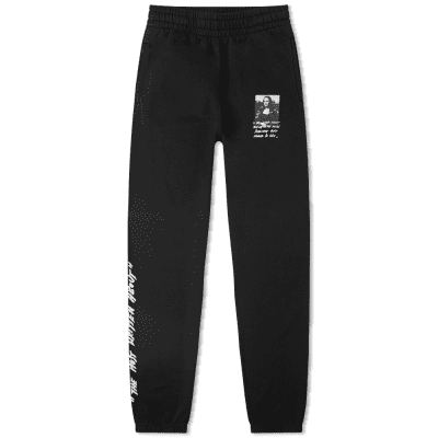 Off-White Mona Lisa Slim Sweat Pant