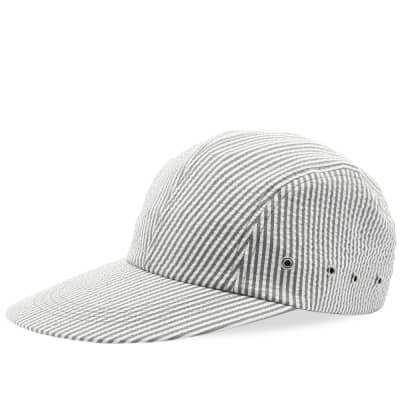 Beams Plus Seersucker Fishing Cap