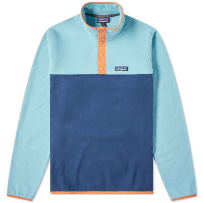 Patagonia Micro D Snap-T Pullover Jacket