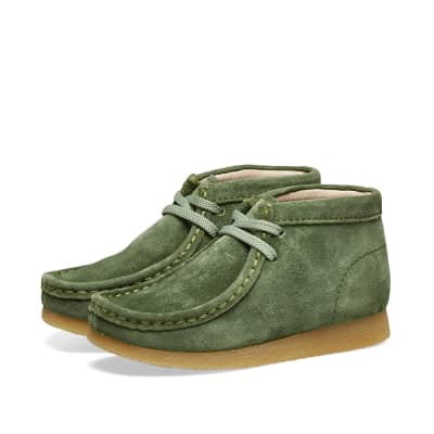 f800be4a96f81 Clarks Originals Children's Wallabee Boot