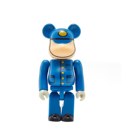 Medicom Tobu Railway Daiki Engineer Be@rbrick