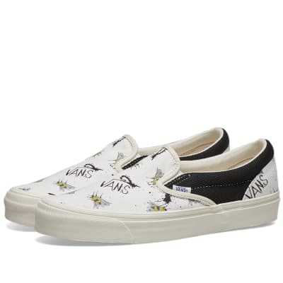 Vans Vault x Ralph Steadman Bee OG Slip-On LX