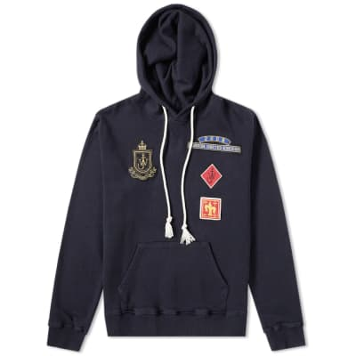 JW Anderson Multipatch Hoody