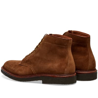 Alden Round Toe Boot
