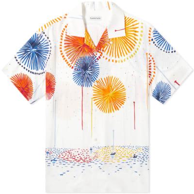 FLAGSTUFF Hanabi Vacation Shirt