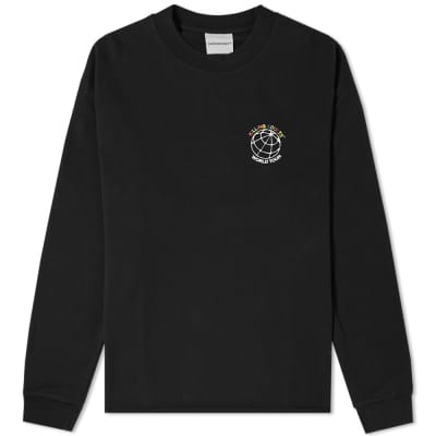 NASASEASONS Long Sleeve Killing Adults Tee