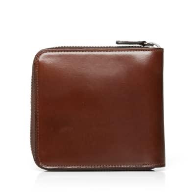 Il Bussetto Bi-Fold Zip Wallet
