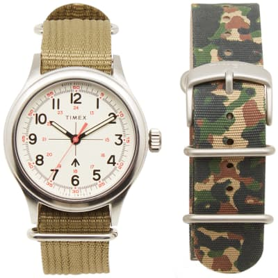 Timex x Todd Snyder Military Watch Gift Set