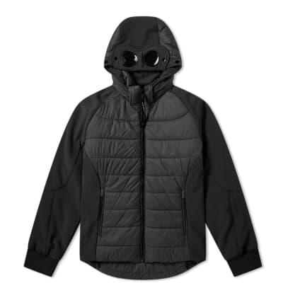 C.P. Company Undersixteen Down Soft Shell Goggle Jacket
