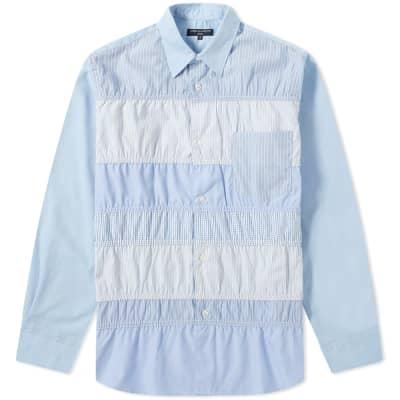 Comme des Garcons Homme Patchwork Shirt