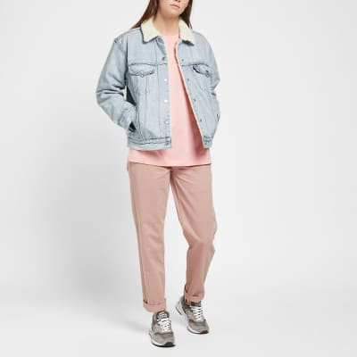 Levi's x Google Women's Jacquard Sherpa Jacket