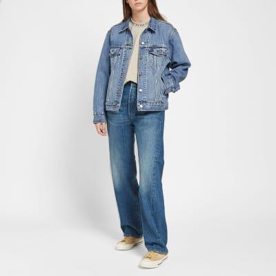 Levi's x Google Women's Jacquard Trucker Jacket