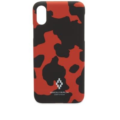 Marcelo Burlon Cross iPhone X Cover