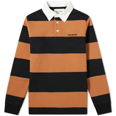 Noon Goons Fielders Fleece Rugby Shirt