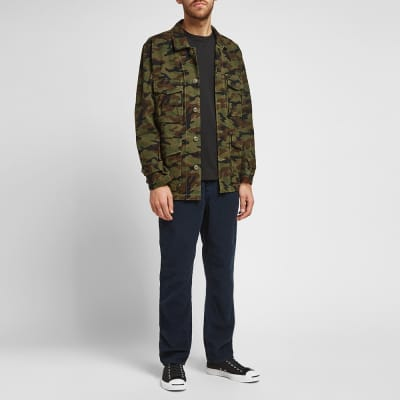 Save Khaki Woodland Camo Sportsman Jacket