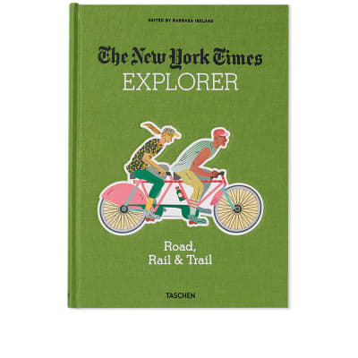 Explorer: Road, Rail & Trail