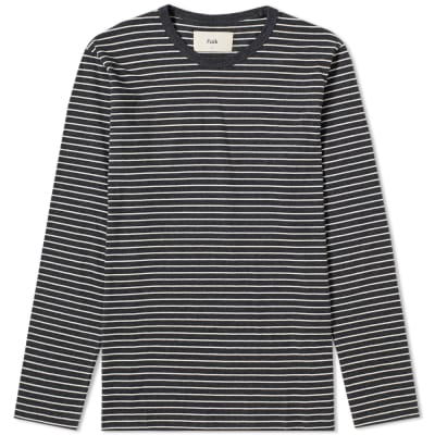 Folk Long Sleeve Stripe Tee