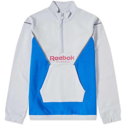Reebok Retro Half Zip Jacket