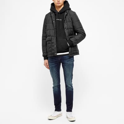 Calvin Klein Sherpa Popover Hoody