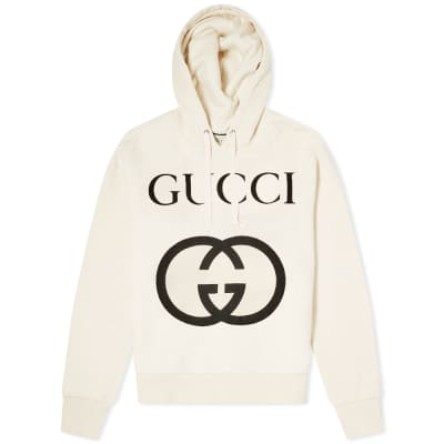 Gucci Interlock GG Popover Hoody