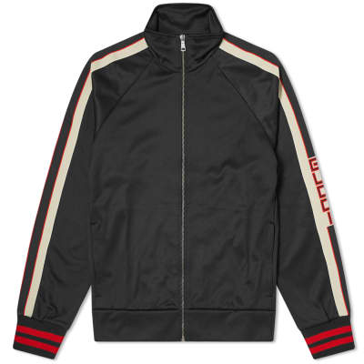 Gucci Taped Logo Track Jacket