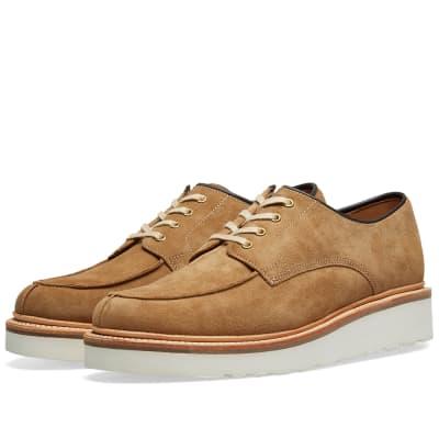 Grenson Barnett Vibram Sole Apron Shoe