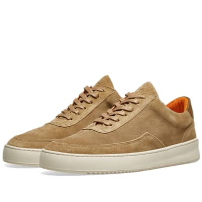 Aspesi x Filling Pieces Low Sneaker