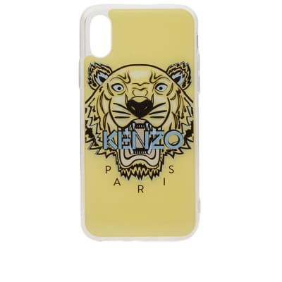 Kenzo iPhone X Tiger Case