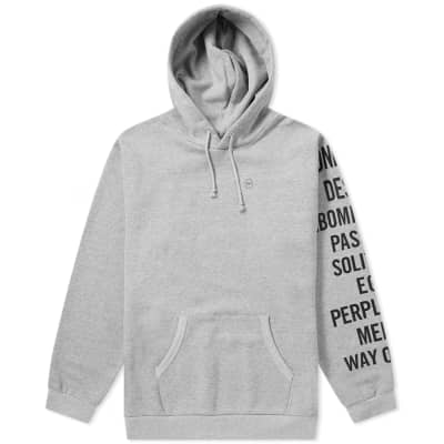 WTAPS Ingredients Hoody