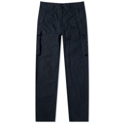 Stone Island Ghost Resin Cotton Cargo Pant
