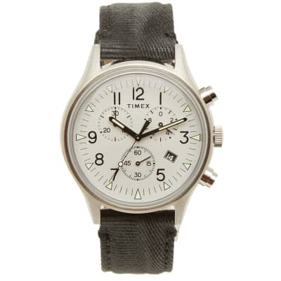 Timex MK1 SST Chronograph Steel Watch