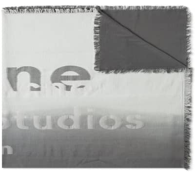 Acne Studios Vinnie Large Throw Scarf