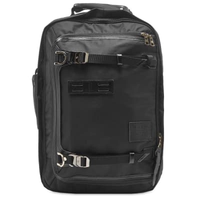 Master-Piece Potential Leather Trip Backpack