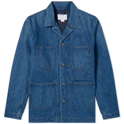 Nanamica Coverall Jacket