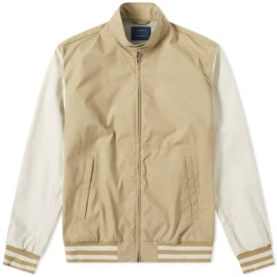 Nanamica x Slowear Varsity Harrington Jacket
